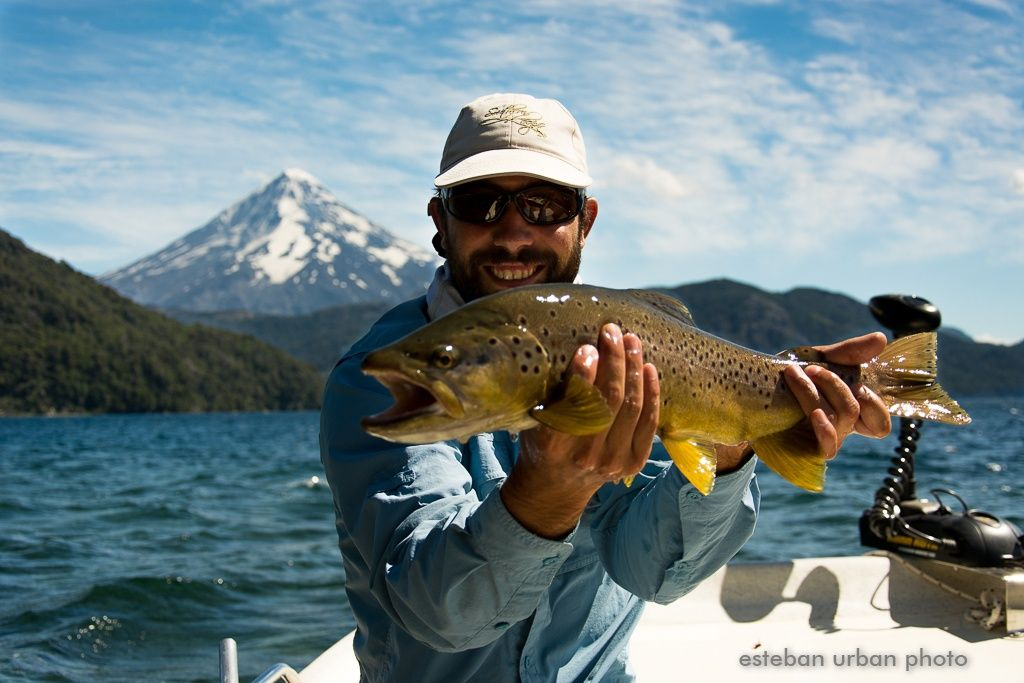 southernloops lake fishing trips