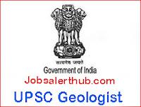 UPSC Geologist
