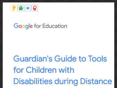 EdTech Tools to Help Kids with Disabilities During Distance Learning