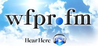 wfpr.fm Schedule for Wednesday, June 23, 2021