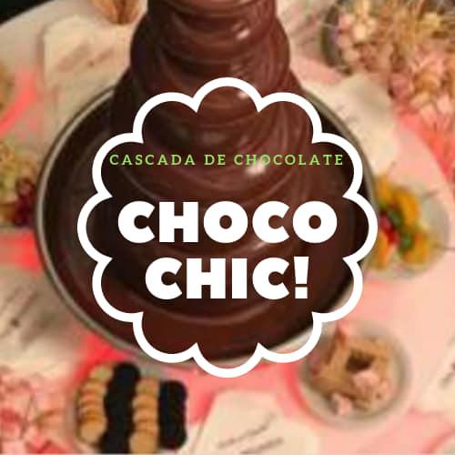 Cascada de Chocolate CHOCO CHIC
