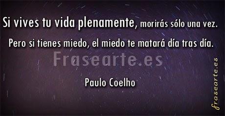 Frases motivadoras de Paulo Coelho