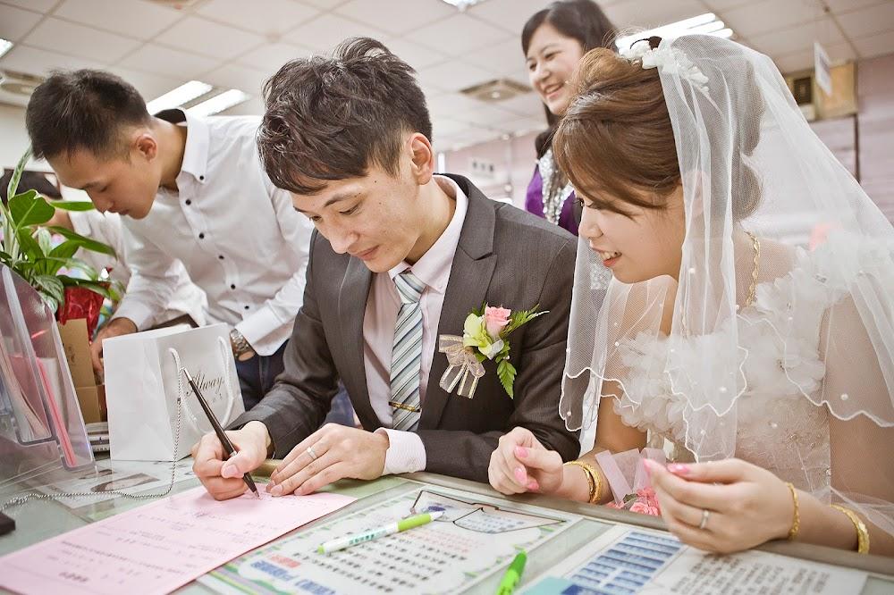 結婚 注意事項 預約 登記 證件 日期 準備流程建議戶籍正本