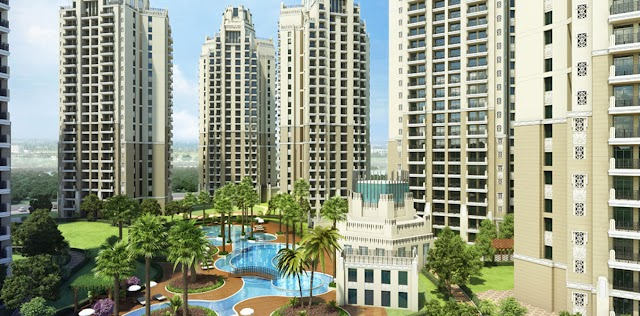 ATS Allure: A world class residential venture by ATS Group in Noida