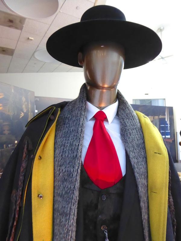 Major Marquis Warren costume Hateful Eight