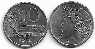 10 centavos, 1974