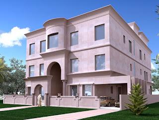 بناء منزل خاص