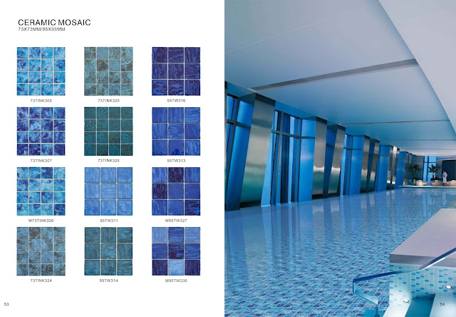 SWIMMING POOL TILES SUPPLIERS IN ABU DHABI