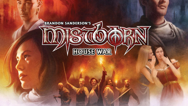Mistborn: House War Review
