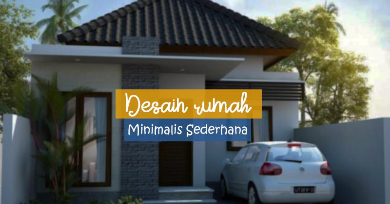 10 Contoh Desain Rumah Minimalis Sederhana Terbaru ...