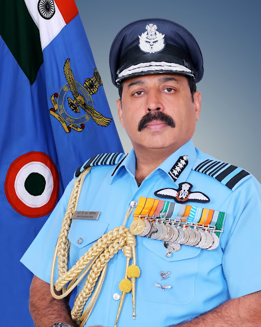 indian airforce chief