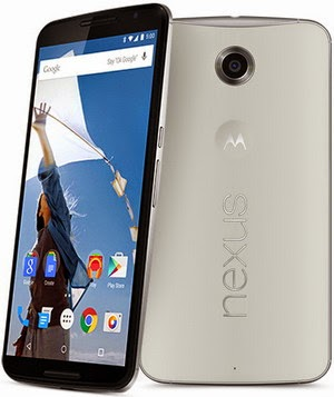 Nexus 6 OS Android Lollipop