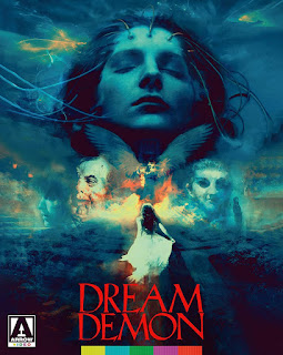 Vault Master's Pick of the Week for 06/23/2020 is Arrow Video's new Blu-ray of DREAM DEMON!