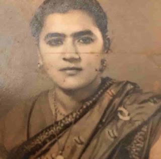 Kriti Sanon Maternal Grandmother