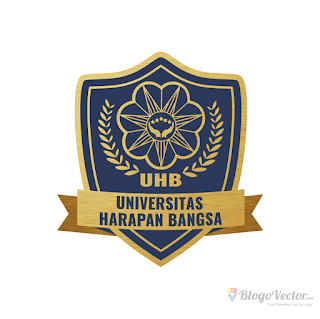 Universitas Harapan Bangsa Logo vector (.cdr)