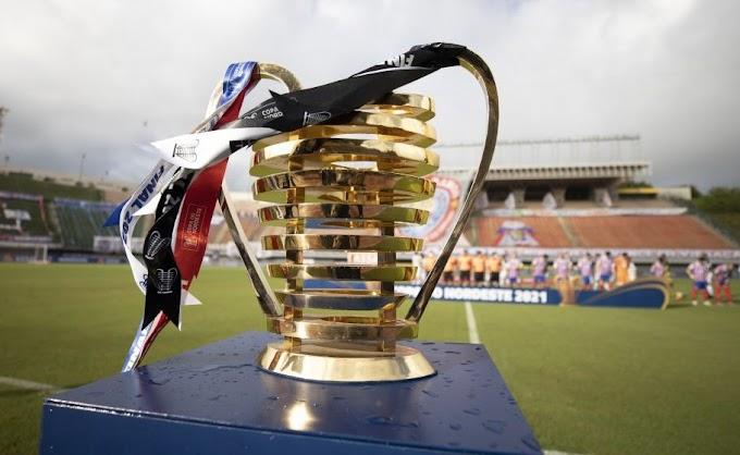 Ceará e Bahia decidem a Copa do Nordeste neste sábado