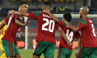 مباراة المغرب وأوزباكستان  اليوم 27-3-2018