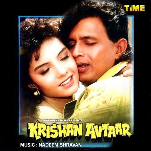 Pehli Pehli Baar Jado Hath Mera Mp3 Download: Nadeem Shravan's: Krishan Avtaar [1993-MP3-VBR-320Kbps]