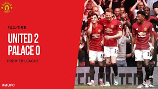 Video Gol Manchester United vs Crystal Palace 2-0