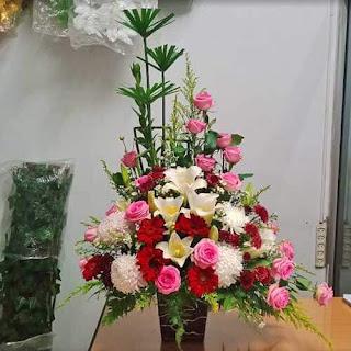 toko bunga wan wan medan