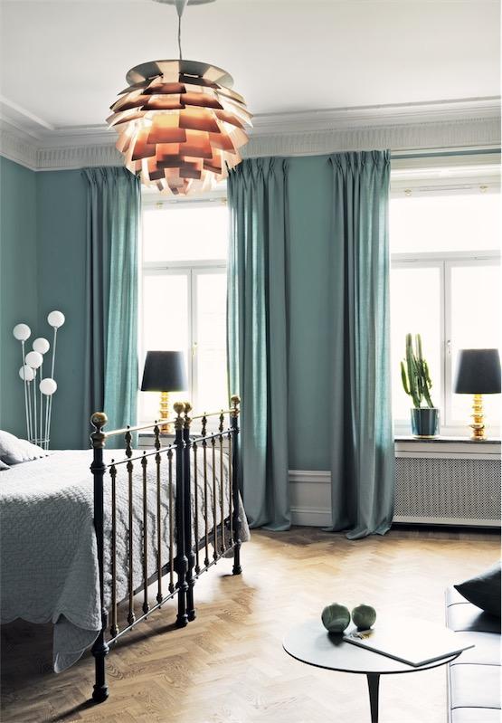 casa chic en Estocolmo chicanddeco