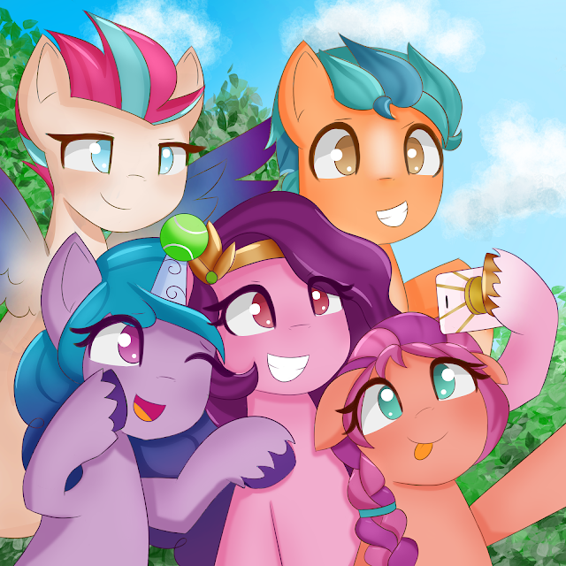 Equestria Daily Nightly Discussion Header Author Calpain