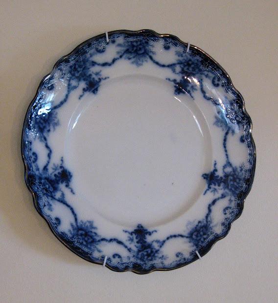 La Vie Vintage Bleu Antique Flow Blue China And