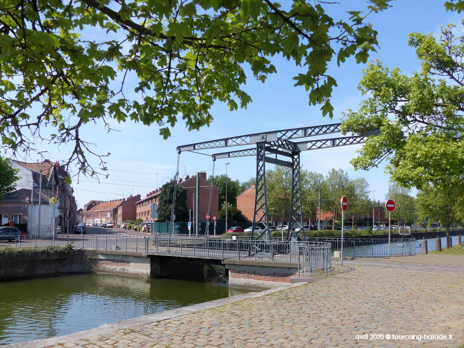 Pont de l'Espierre, Tourcoing 2020
