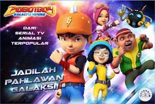 BoBoiBoy: Galactic Heroes RPG Apk - Free Download Android Game