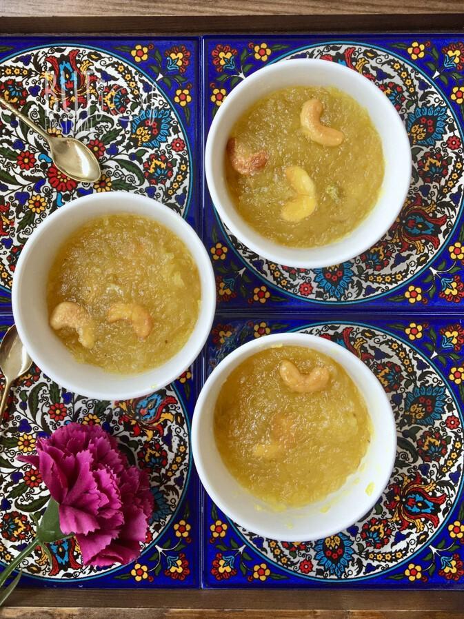 Poosanikai Halwa | Ash Gourd Pudding