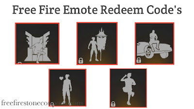 Emotes Redeem Codes Listed Today