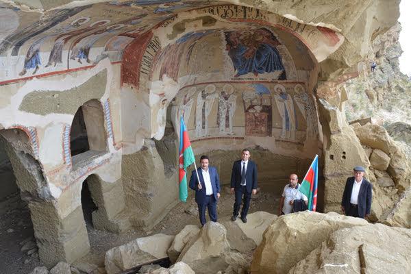 Azerbaiyán abre puesto en territorio de Georgia