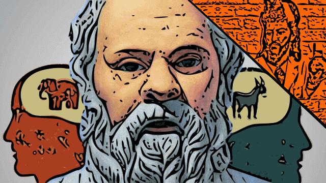 Por dentro da ética - Sócrates - Queimando Neurônios