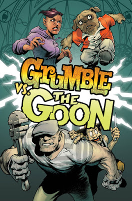 Eric Powell's Albatross Funnybooks Announces GRUMBLE VS THE GOON for Free Comic Book Day