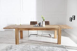 Rozťahovací jedálenský stôl Reaction