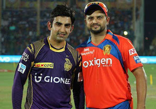 Gujarat Lions vs Kolkata Knight Riders Highlights