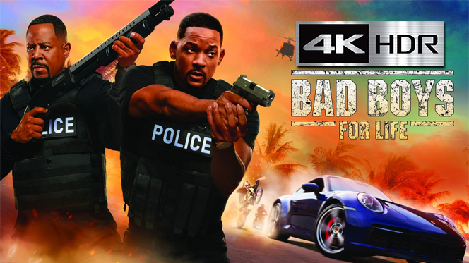 Bad Boys Para Siempre (2020) 4K UHD [HDR] Latino-Castellano-Ingles