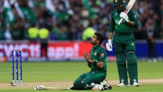 New Zealand vs Pakistan 33rd Match ICC Cricket World Cup 2019 Highlights