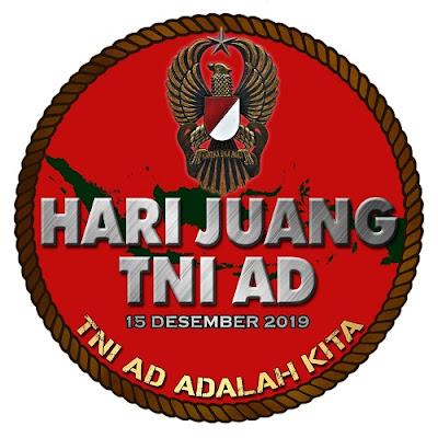 Selamat Hari Juang Kartika TNI AD tahun 2019