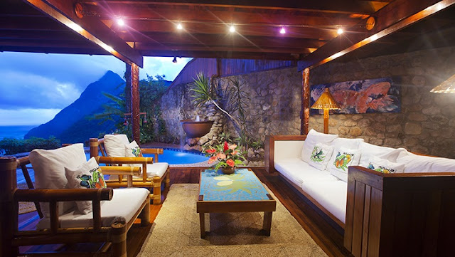 Ladera Resort Saint Lucia hotel