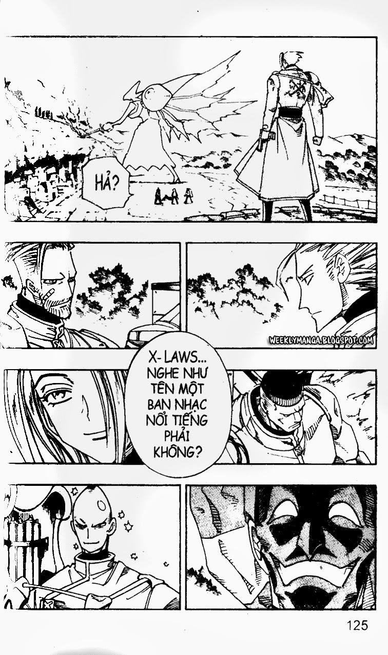 Shaman King [Vua pháp thuật] chap 103 trang 20