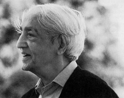Jiddu Krishnamurti - a beautiful mind