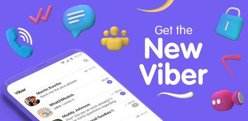 Viber Messenger v11.5.0.6 [Patched] APK