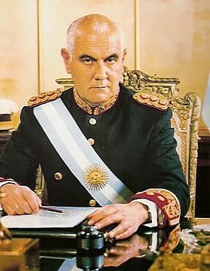 Alejandro Agutín Lanusse - Presidentes de la República Argentina - Presidentes Argentinos