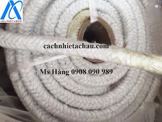 Dây sợi gốm Ceramic chịu nhiệt, chống cháy   Cách nhiệt Á Châu 092bc6a9ac4b53150a5a1