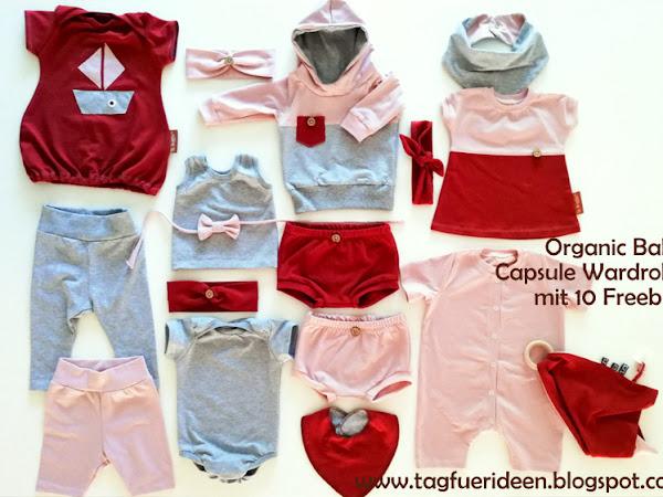 Werbung: Organic Baby Capsule Wardrobe mit 10 Freebies