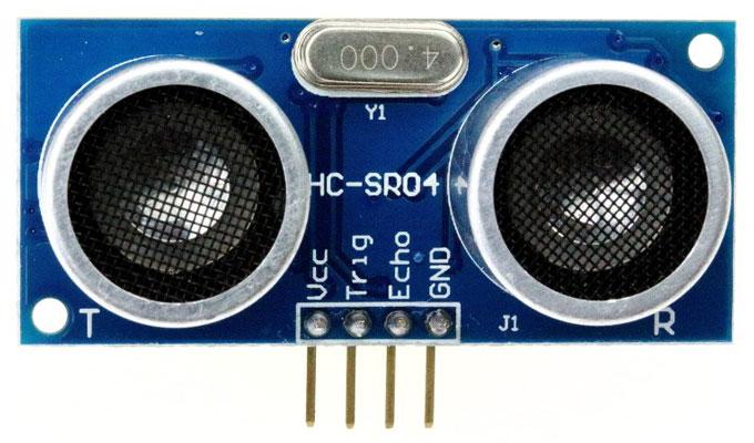 Cara Kerja Sensor Ultrasonik Rangkaian Amp Aplikasinya