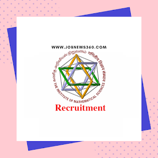 IMSc Chennai Recruitment 2019 for Project Assistant (10 Vacancies)