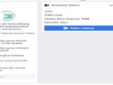 Cara Gampang Mengajukan Untuk Menjadi Creator Gaming Di Facebook