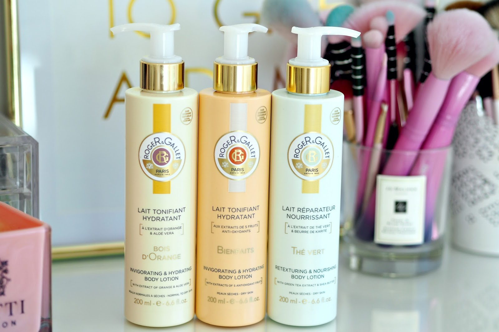Roger & Gallet Body Lotions